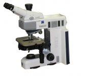 Mikroskop Axio Scope.A1 HAL 100 für Durchlicht-Hellfeld und Phasenkontrast Ph2 mit Ergofototubus