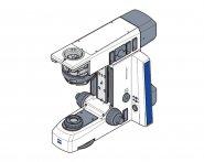 Mikroskop Stativ Axioscope 5, DL/Fl, 6xH DIC kodiert
