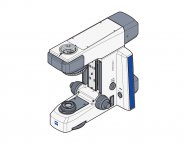 Mikroskop Stativ Axioscope 5, DL Pol, 5x H/Pol, 1x H/DIC, kodiert