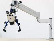 Stereomikroskop Stemi 305 mit Flexi Tischstativ, Axiocam 105 und LED-Doppelspot