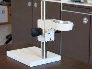 inverses Tischstativ, Standfuß mit Stativsäule 300mm