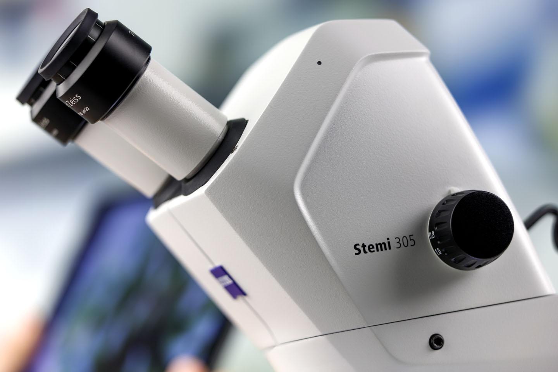 Mikroskopkörper stemi 305 cam pulch lorenz mikroskopie
